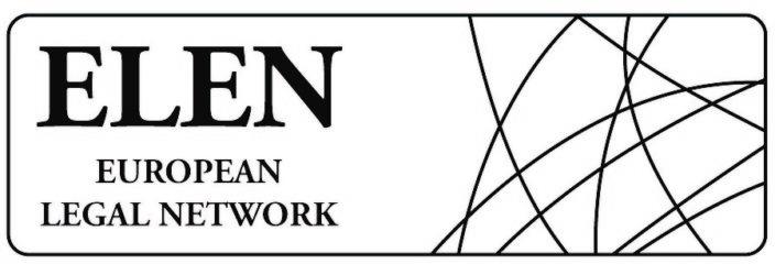European Legal Network